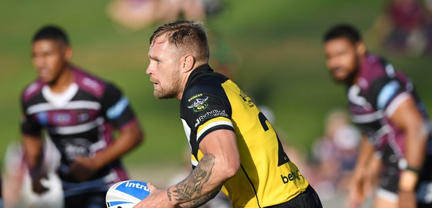 Austin responds to Raiders axing with fine try