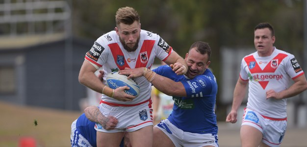 ISP Dragons earn preliminary final berth