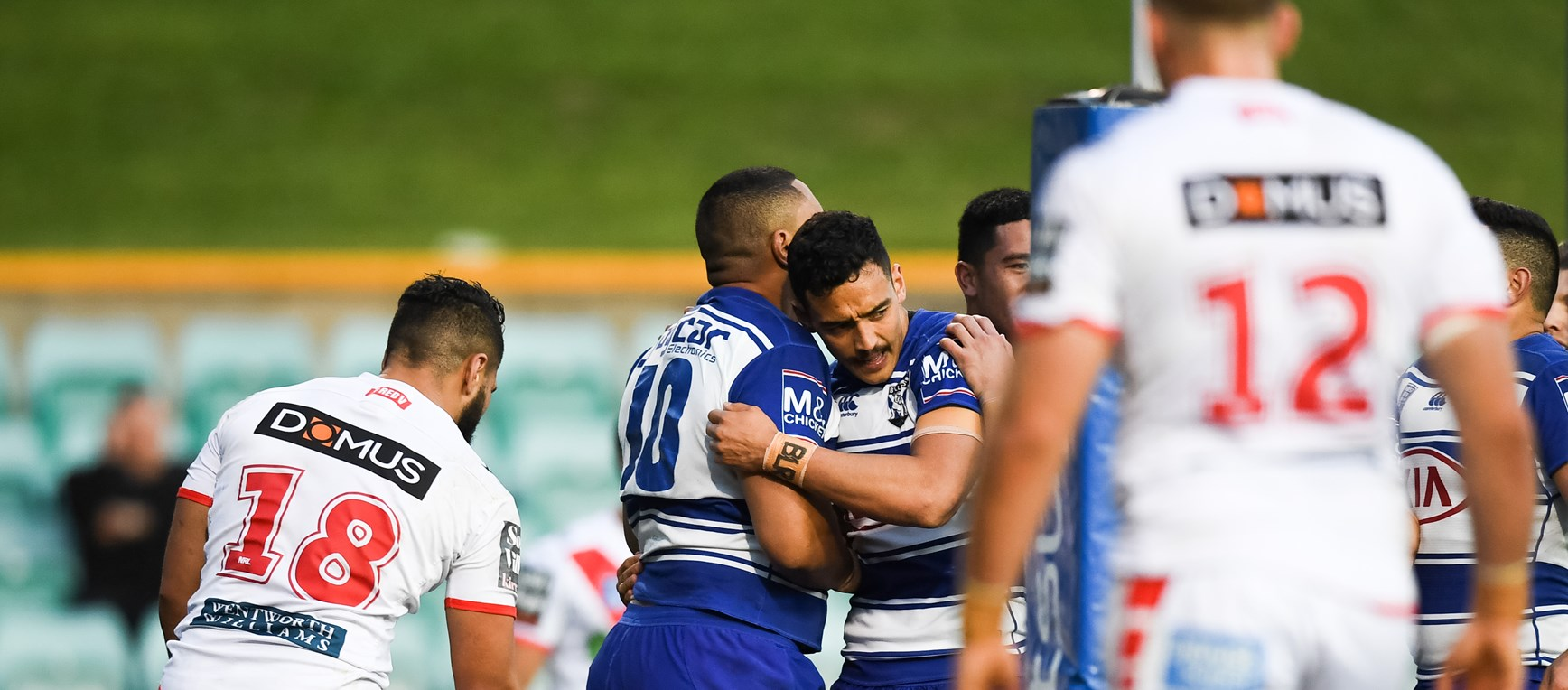 GALLERY | ISP Preliminary final V Canterbury-Bankstown Bulldogs