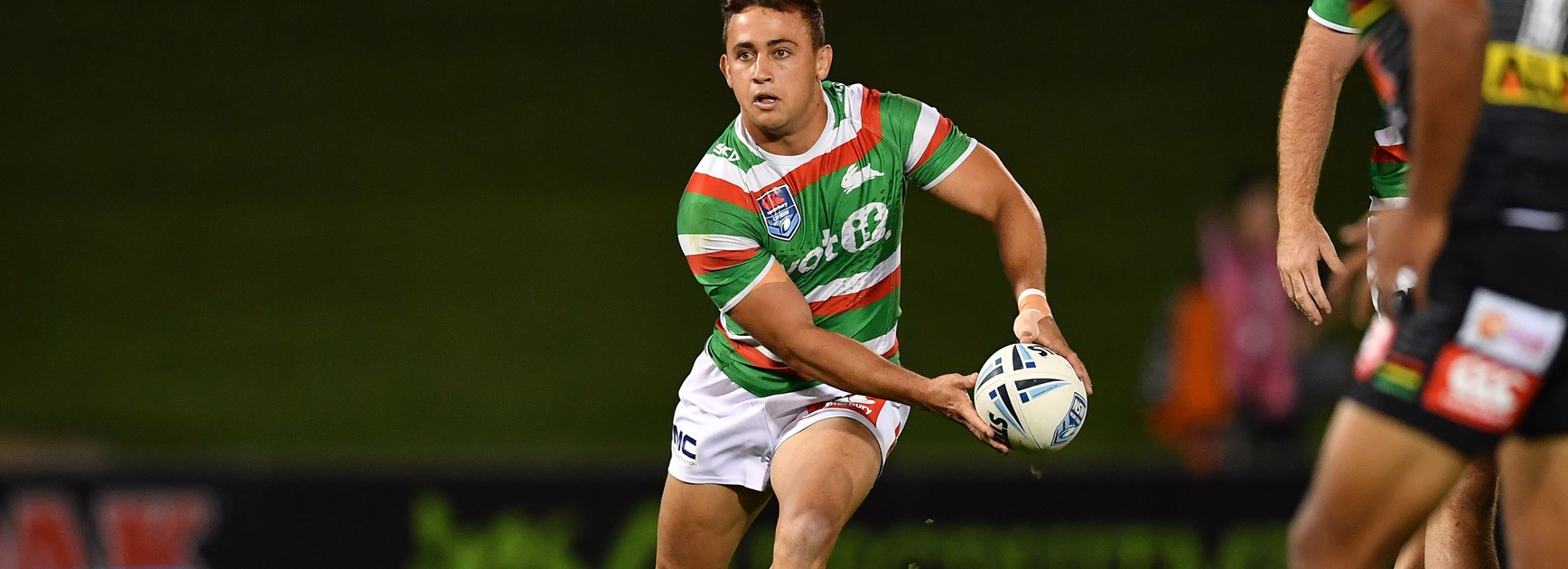 Billy Brittain joins the Dragons for 2020 after a standout season with South Sydney last year.