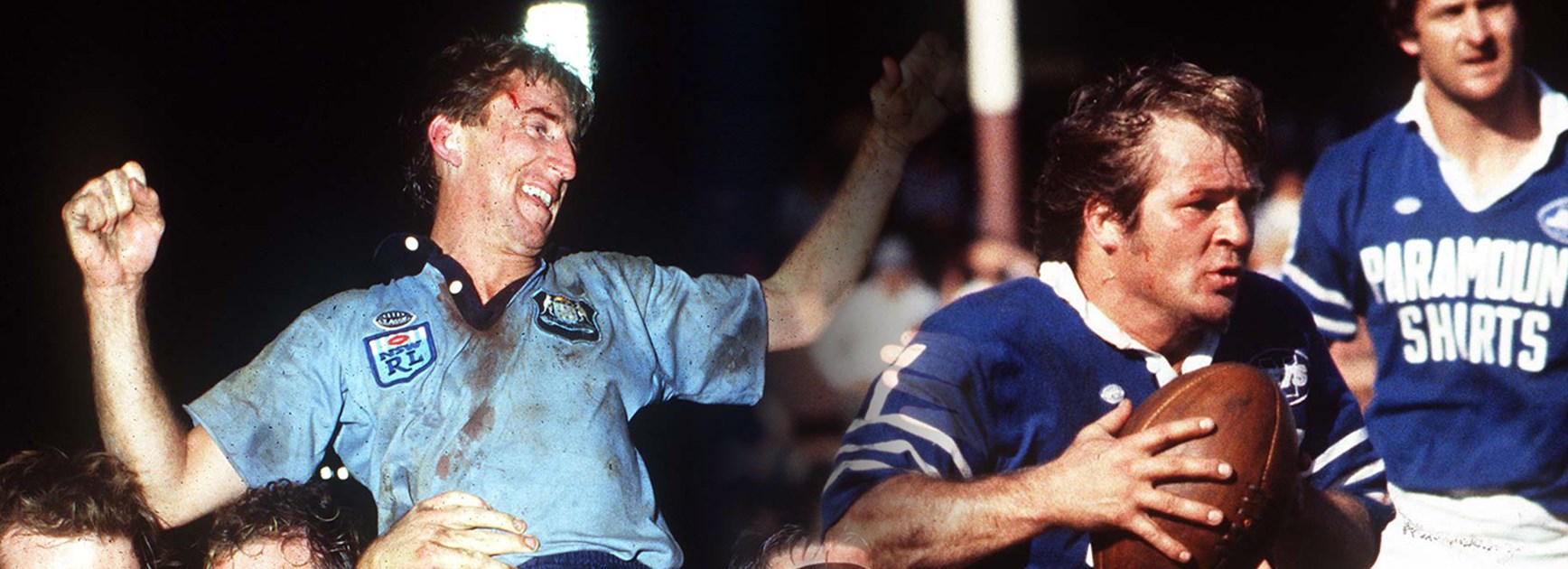 Mortimer and Raudonikis inducted to the NSWRL The Star Hall of Fame