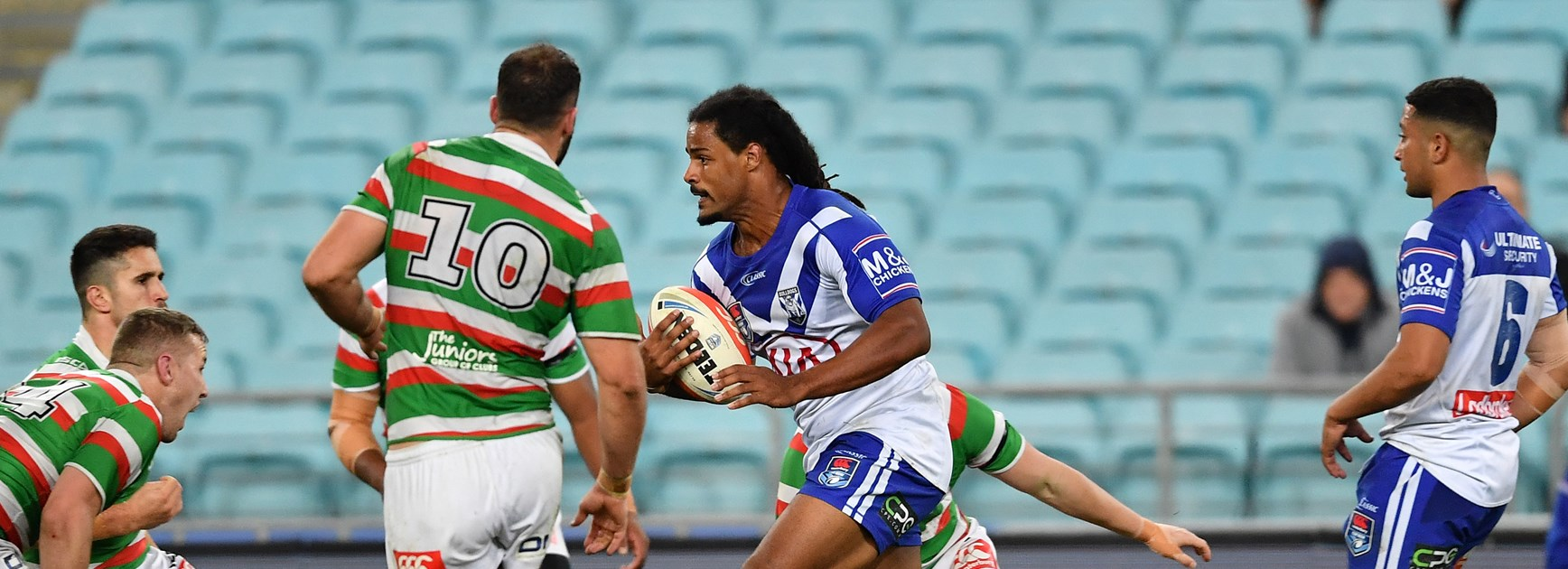 Canterbury Cup NSW Team of the Week | Rd 22