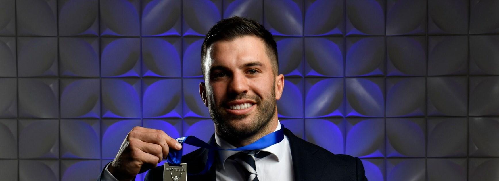 Tedesco wins back-to-back Brad Fittler Medals