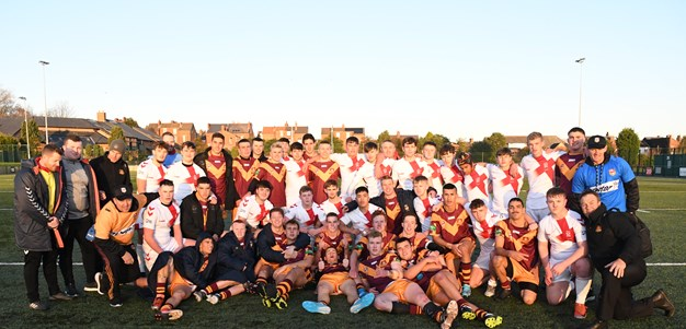 NSWRL Country Under-16's and 18's finish tour off with strong wins