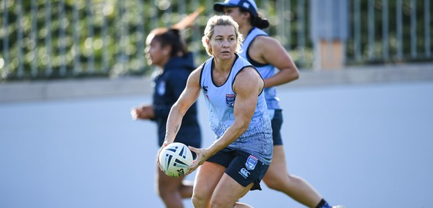 Hilder Excited for Roosters Role