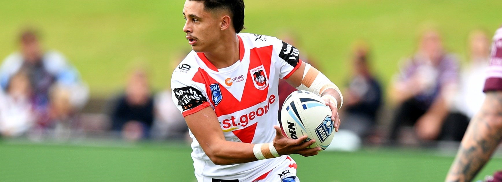 Team in Focus | St George Illawarra Dragons