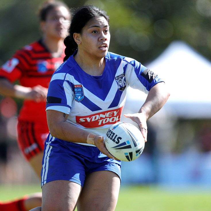 Bulldogs claim victory on full-time