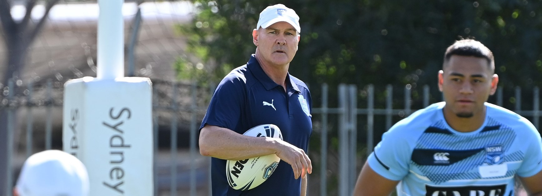 McGregor appointed to NSW Blues coaching role