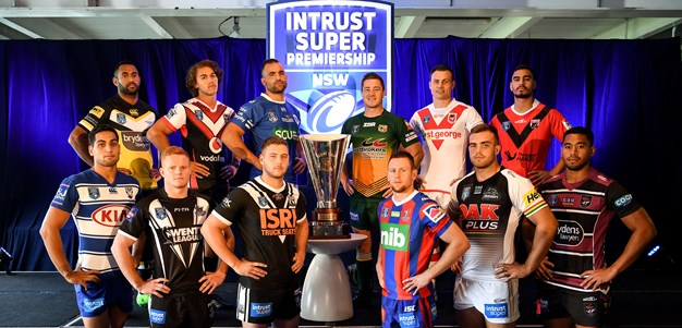 NSWRL Launch 2018 Senior Competitions