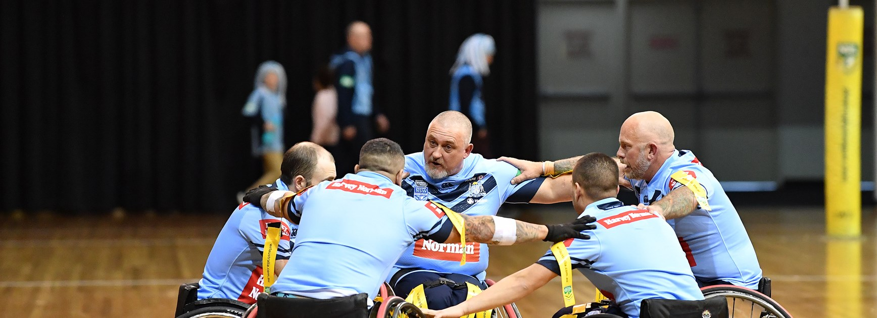 2020 Preview | NSW Wheelchair Rugby League