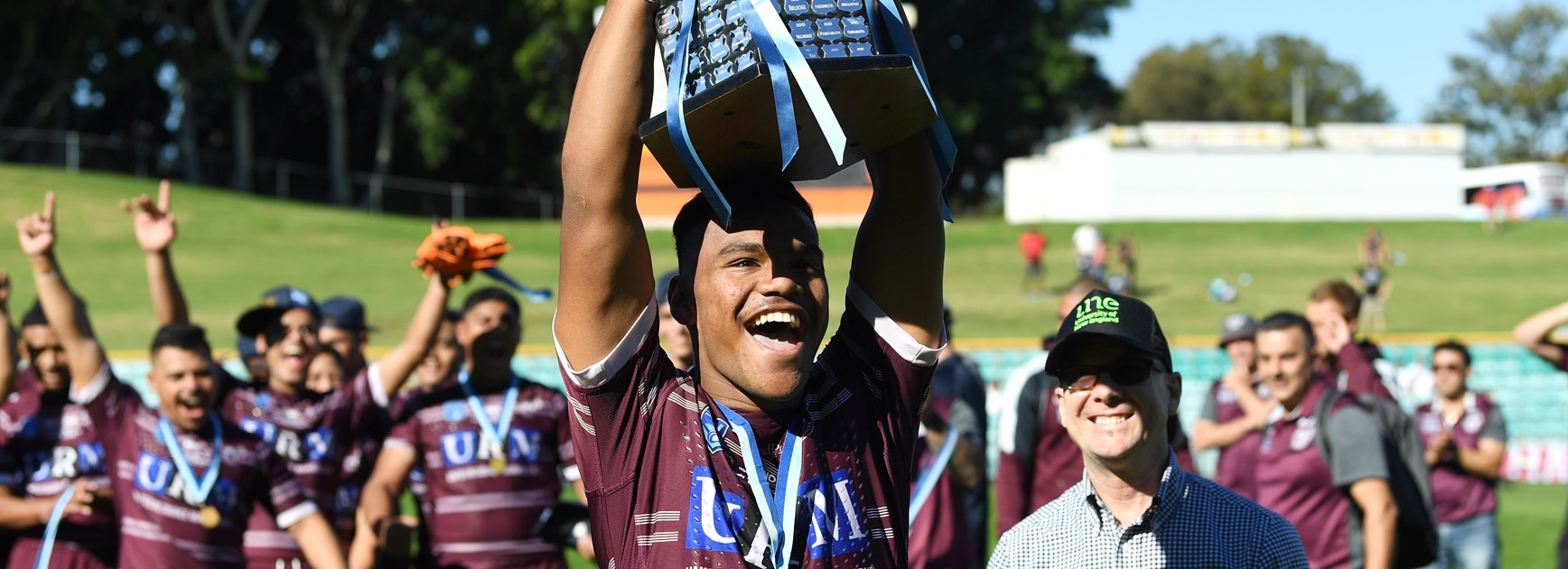 Sea Eagles Win First-Ever UNE Harold Matthews Cup