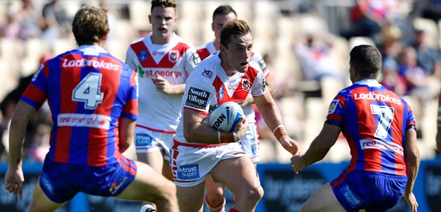 Field leads Dragons to Knights ISP victory