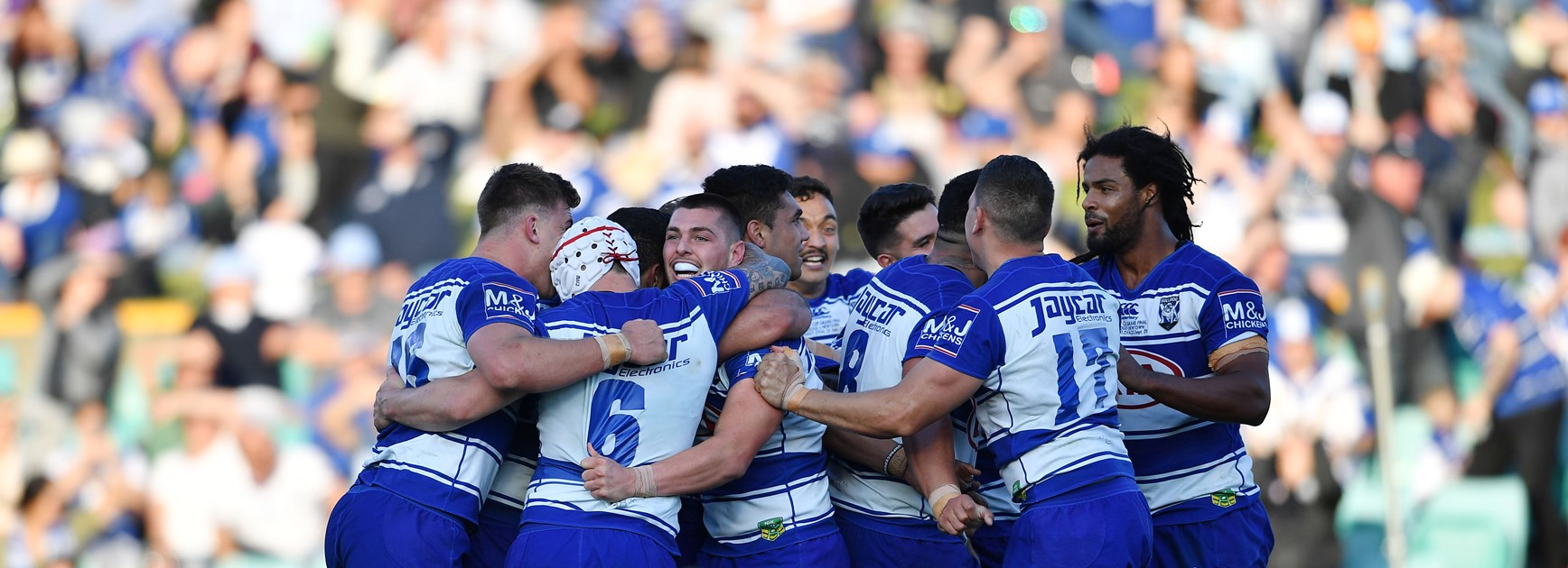 SEASON REVIEW | Canterbury-Bankstown Bulldogs