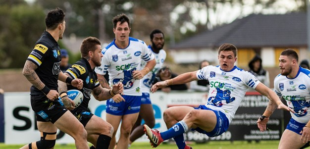 Gallery: Mounties v Jets