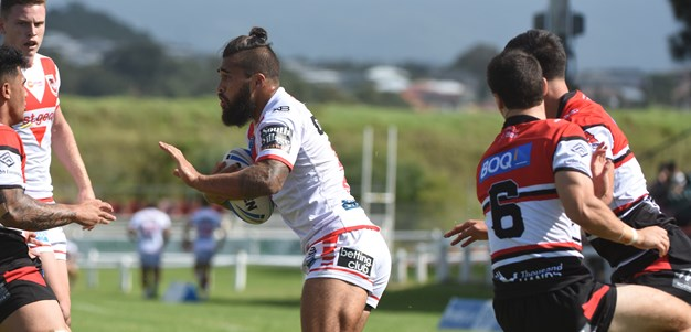 Dragons fire past Norths in ISP