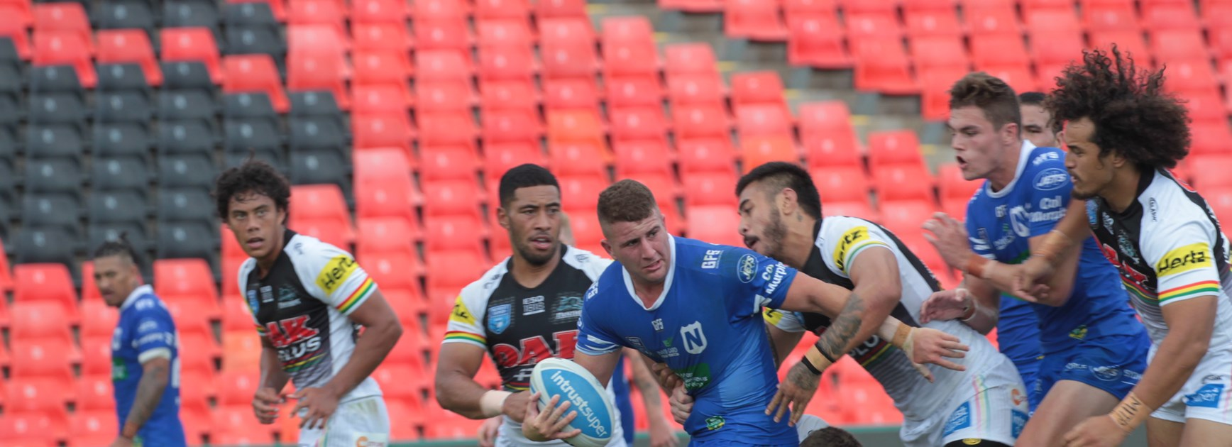 Billy Kid 'Not Ready for NRL'
