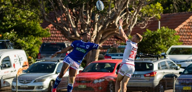 Lomax hat-trick seals ISP Dragons win