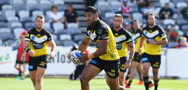 Match Report: Mounties thrash Wyong once again