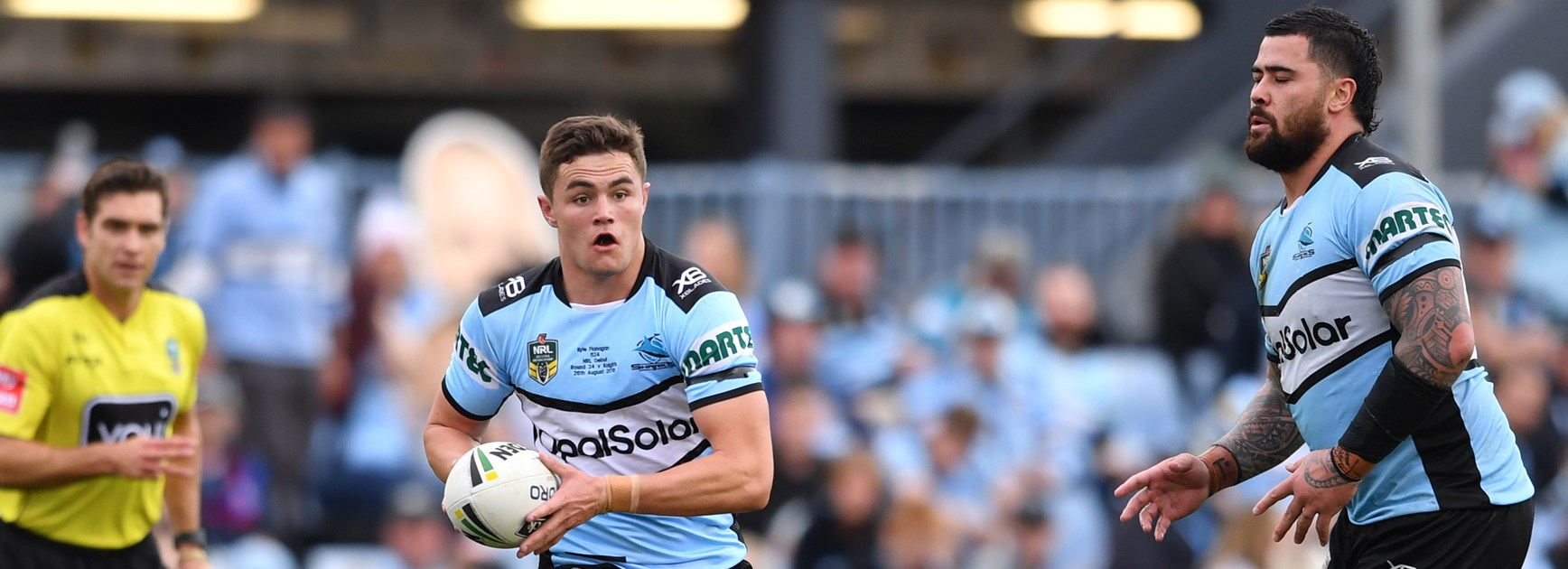 NRL Taste Has Flanagan Hungry For More