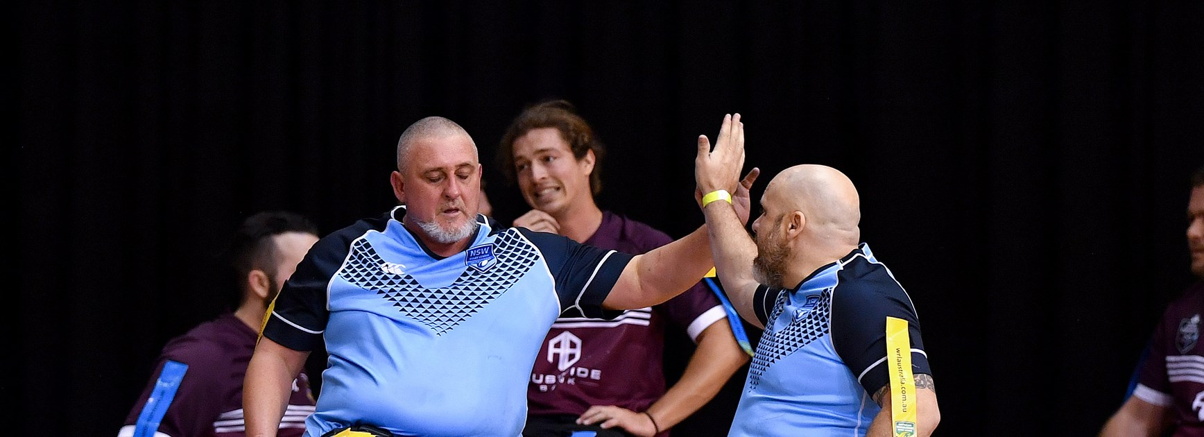 NSW claim victory in Wheelchair State of Origin