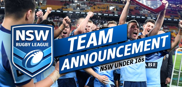 Knights backrower selected in NSW Under 16s