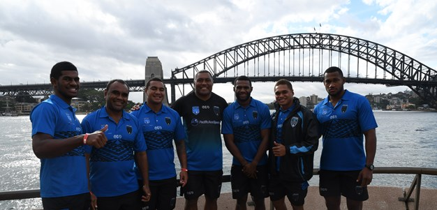 Silktails ready to make Rugby League history
