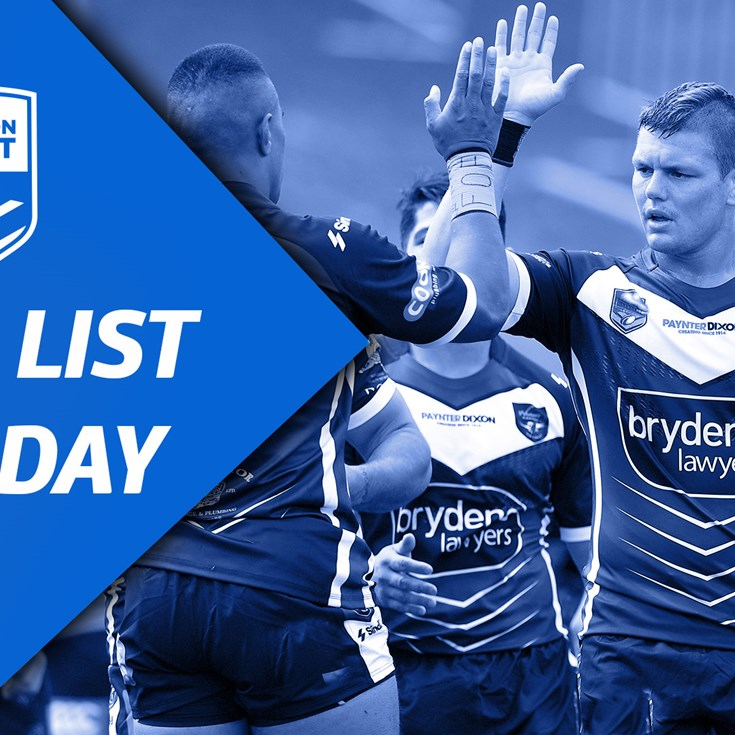 Team List Tuesday | The Knock-On Effect NSW Cup Rd 7