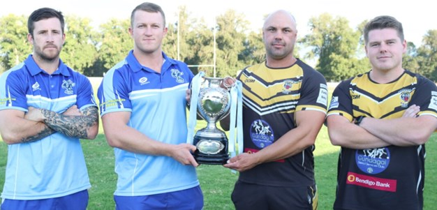 Tumut Blues win The Maher Cup in historic clash