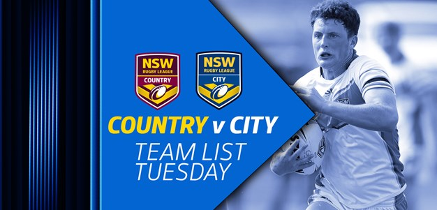 Team List Tuesday | Country vs City