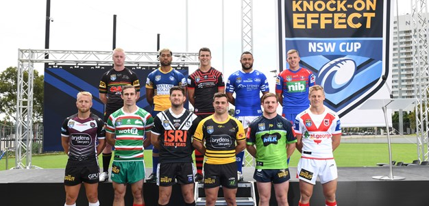 Season launches with The Knock-On Effect NSW Cup
