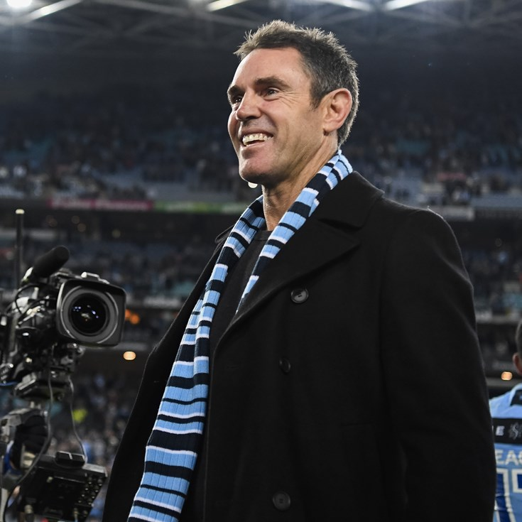 Brad Fittler reveals which player is 'primed for Origin'