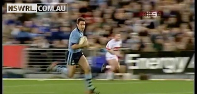 Brad Fittler's Amazing Origin Journey