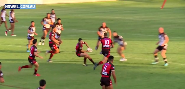Magpies, Bears Play Out Pre-Season Stalemate