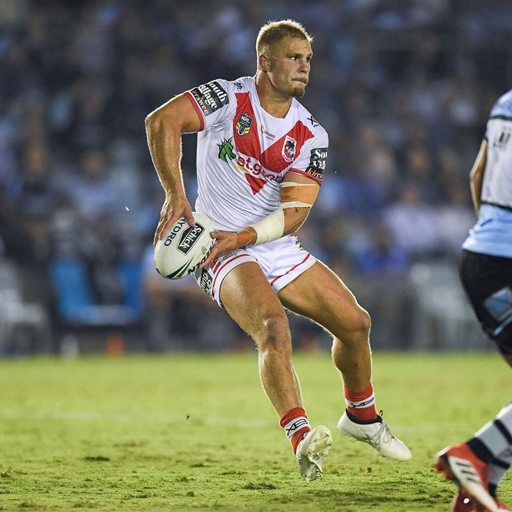 "de Belin: ""I'm made for Origin."""