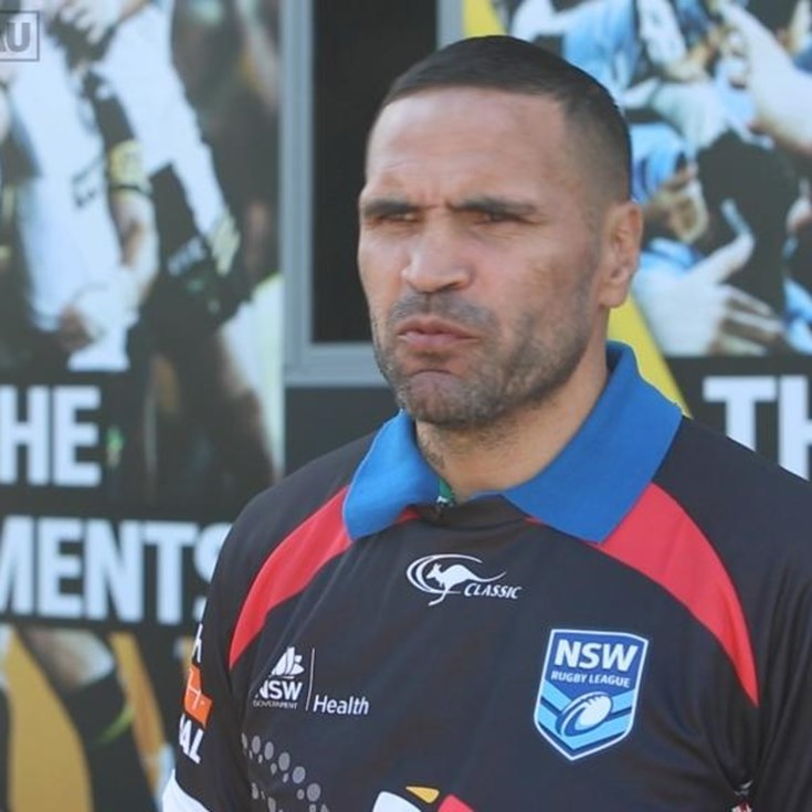 Anthony Mundine Rugby League Comeback