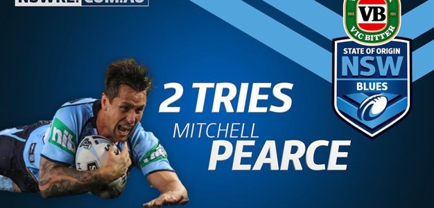 BLUES REVIEWS | Mitchell Pearce
