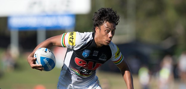 Luai Steers Panthers to Two-Point Win