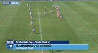 HIGHLIGHTS | Harvey Norman Tarsha Gale Cup FW2