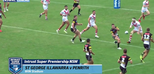 Phillips Hat-Trick Sets up Panthers Win
