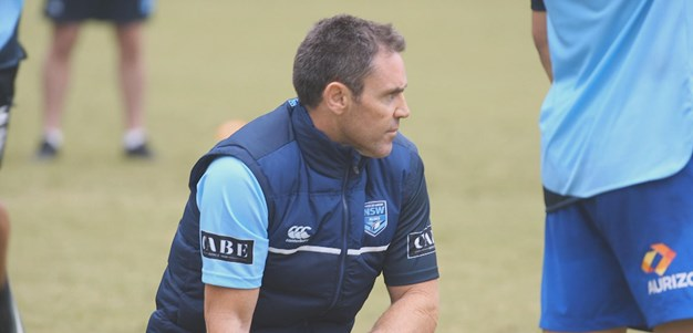 Fittler's Winning Edge To Boost New Blues: Graham