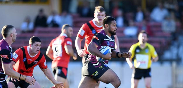 Sipley, Hasson, Toutai Share Points for Sea Eagles