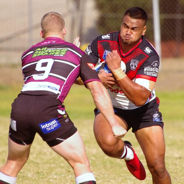 Sea Eagles See off Warriors