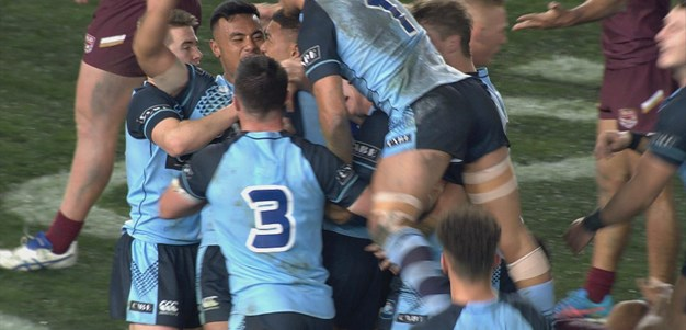 HIGHLIGHTS | Under 18s Origin