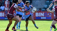 NSW Men Support Women's Origin