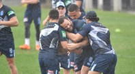 Wet Weather Won't Dampen NSW Origin Prep