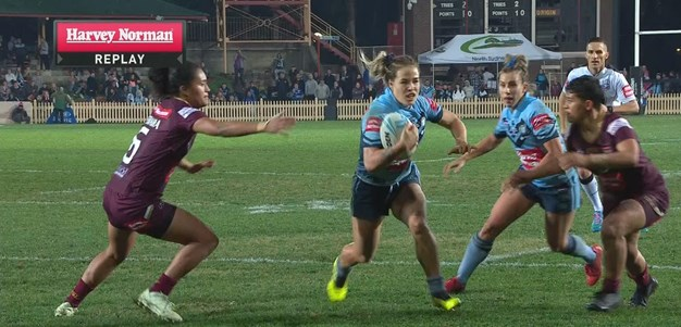 Kelly Clinches The NSW Victory