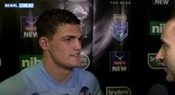 IN THE SHEDS, ORIGIN II | Nathan Cleary