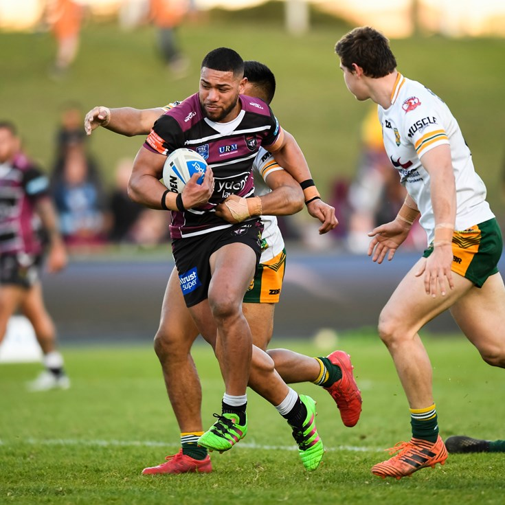 Roos Hold Off Sea Eagles Scare