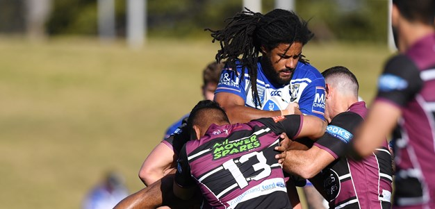 Bulldogs Back in Winners' Circle with Blacktown Win