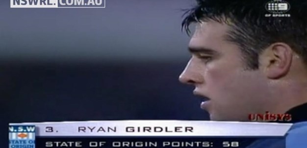 Ryan Girdler | A Record-Breaking Series